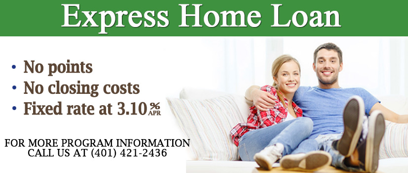 Express Home Equity Loan Special