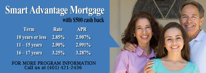 Smart Advantage Mortgage Loan